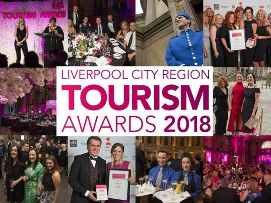 Wild Thang sponsor Liverpool City Region Tourism Awards 2018
