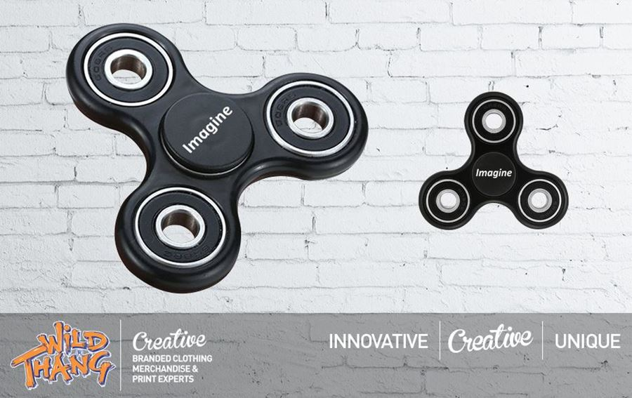 Fidget Spinner On trend, In demand & possibly even a craze !