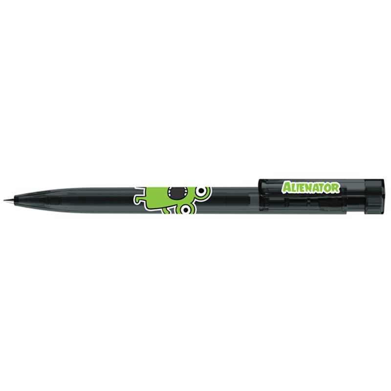 Picture of Senator Liberty Clear Plastic Ballpen