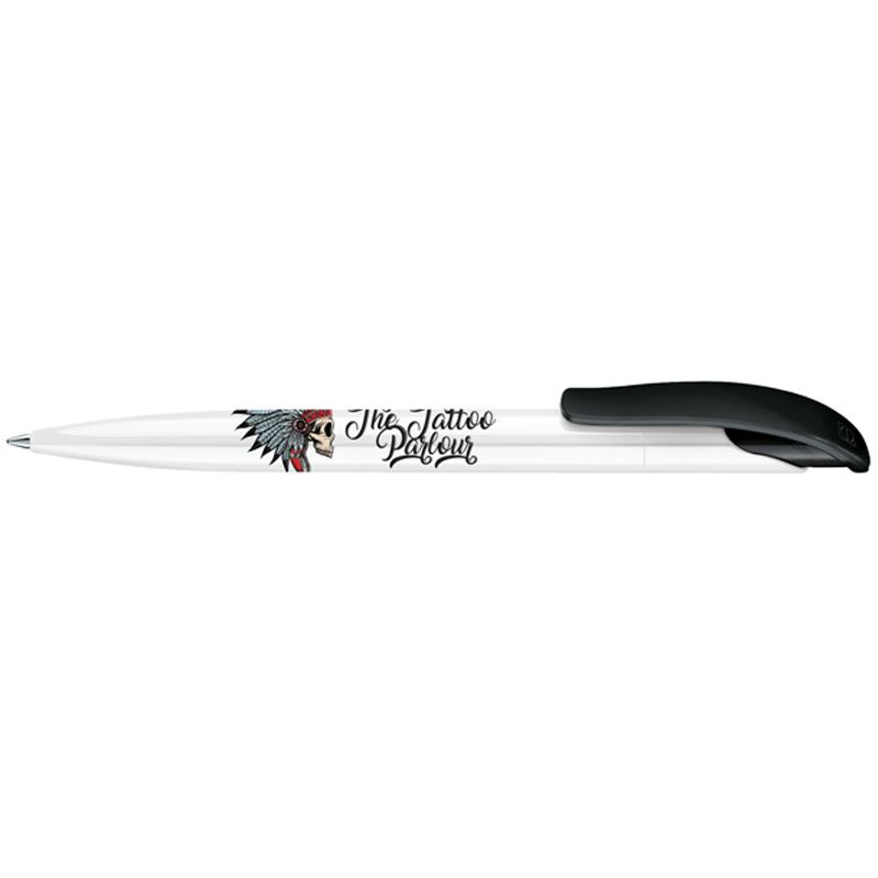 Picture of Senator Challenger Basic Plastic ballpen with HD Digital Print
