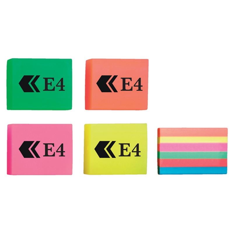 Picture of BG E5 Rainbow Eraser