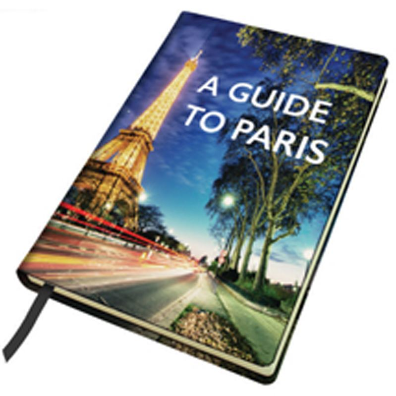 Picture of Full Colour A5 Notebook