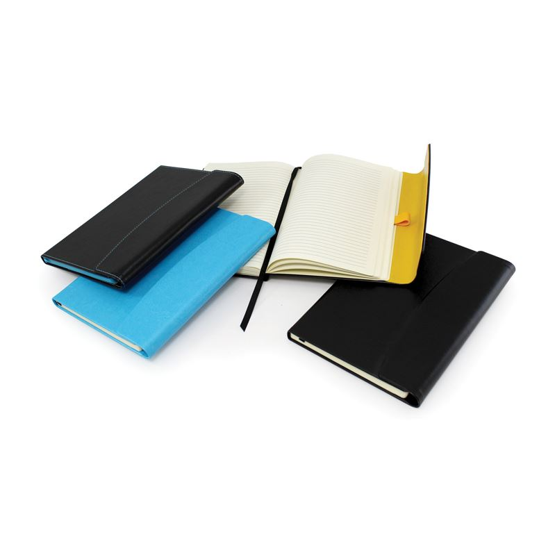 Picture of A5 Magnet Notebook