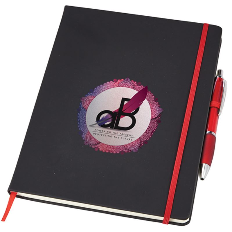 Picture of Large Noir Notebook