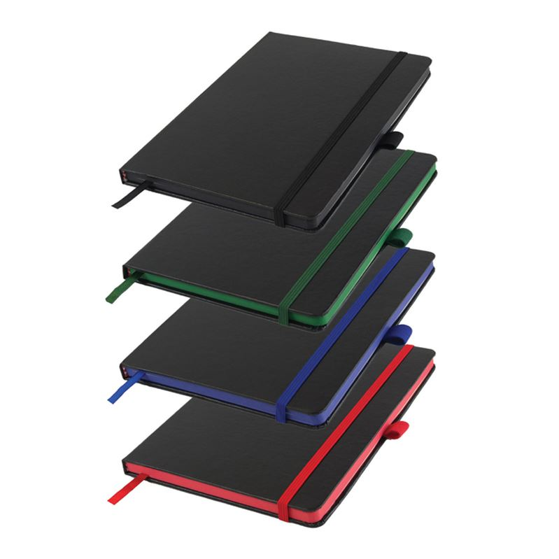 Picture of Johnson A5 Notebook