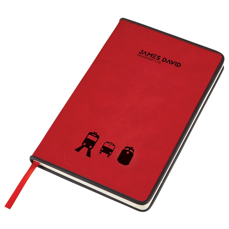 Picture of Lincoln PU Notebook