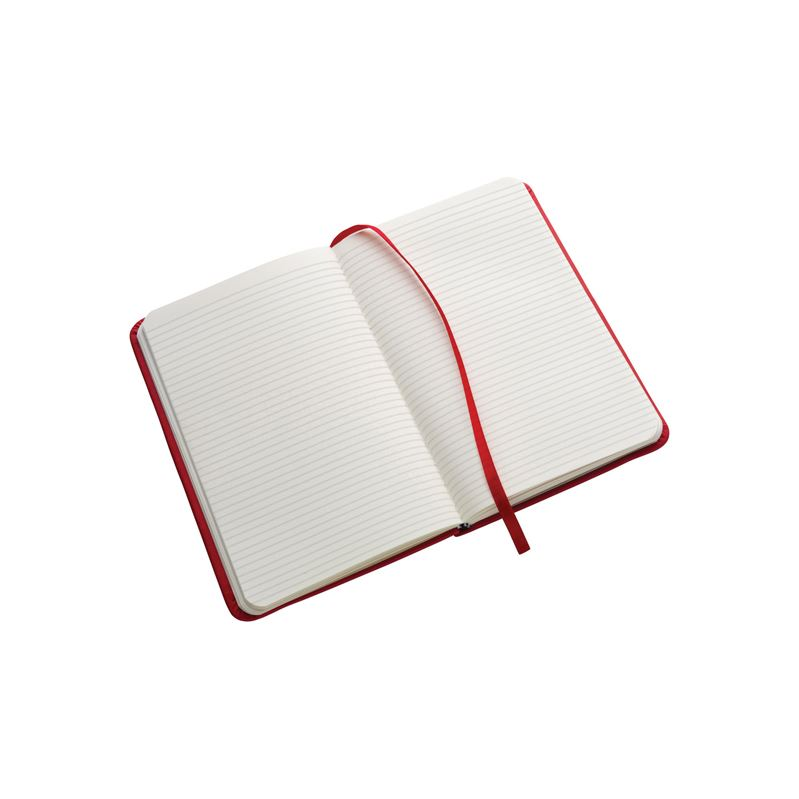 Picture of A6 Soft feel notebook