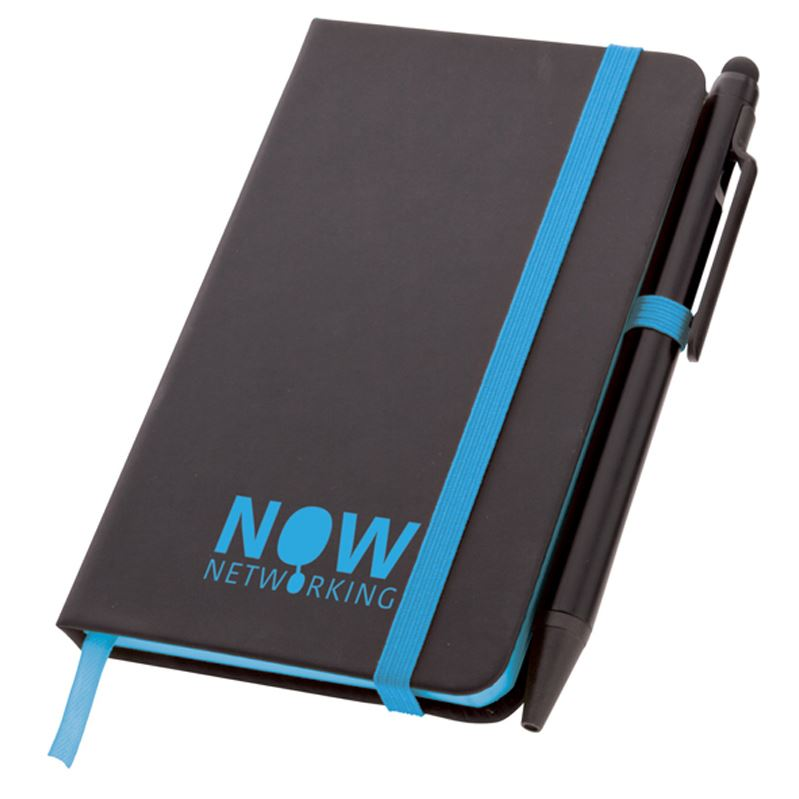 Picture of A6 Noir Edge Notebook