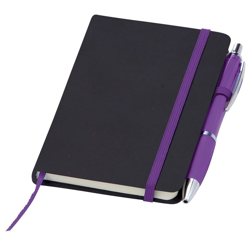 Picture of Small Noir Notebook