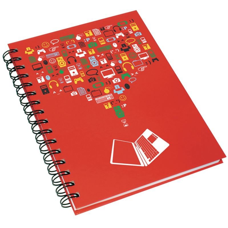 Picture of Wiropod A5 Notebook.