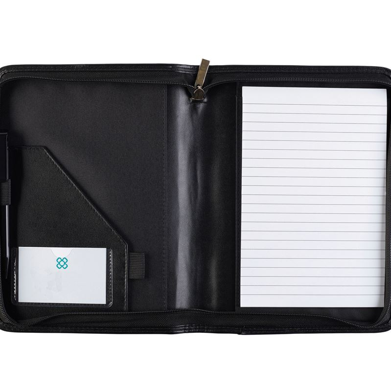Picture of Houghton A5 Zipped conference Folder