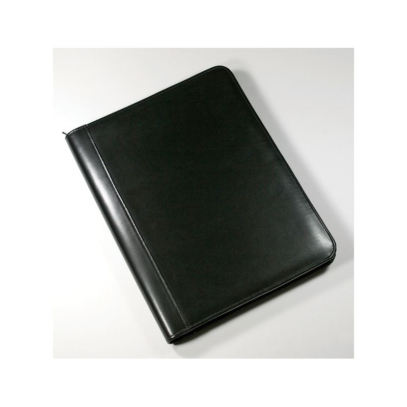 Picture of Warwick Genuine Leather Zipped Folder