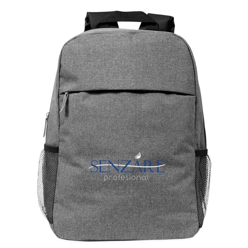 Picture of Heathered Computer Backpack.