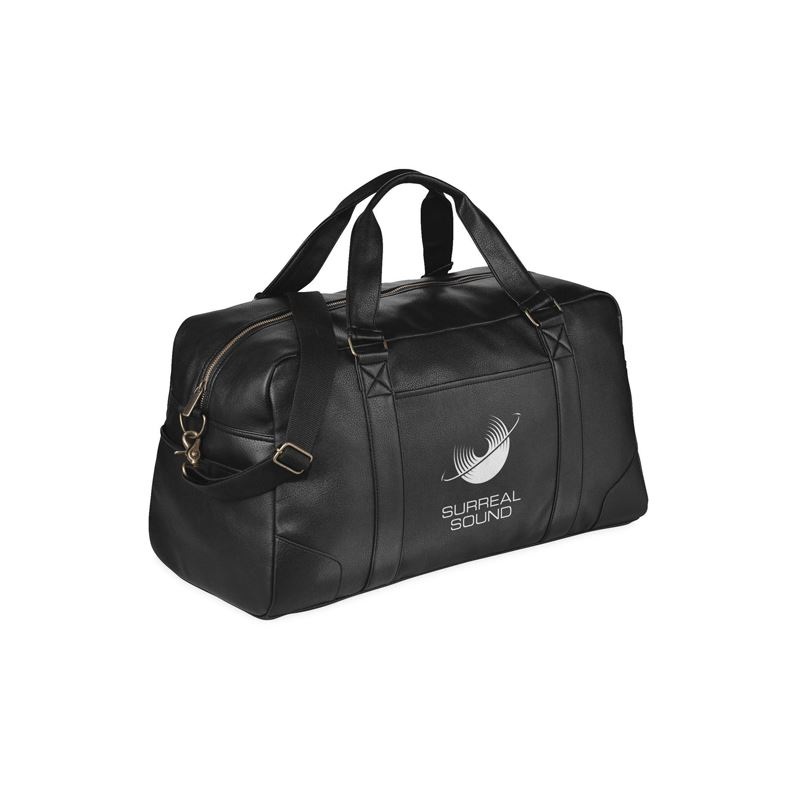 Picture of Oxford Weekender Duffel Bag.