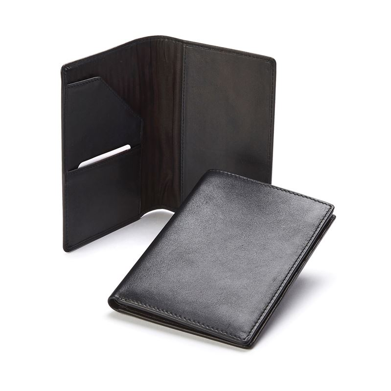 Picture of Sandringham Nappa Leather Passport Case