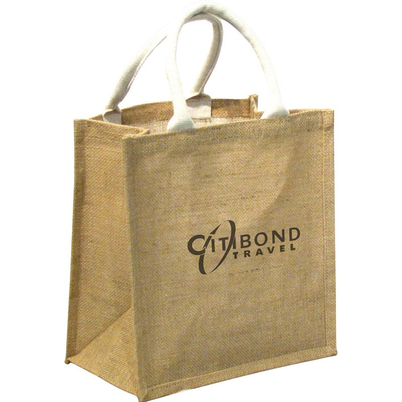 Picture of Green & Good Brighton Jute Bag