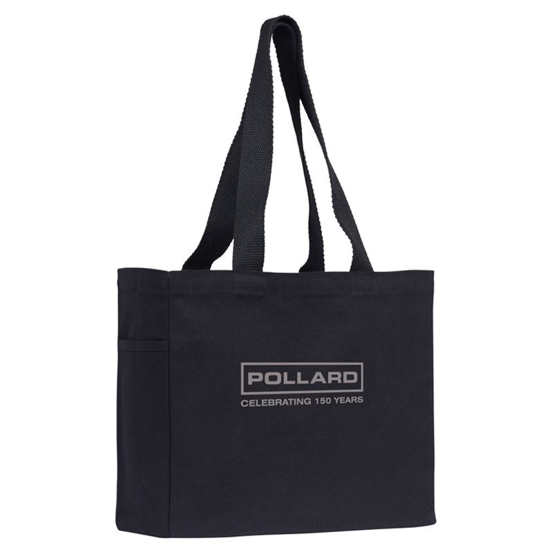 Picture of Cranbrook Black 10oz tote