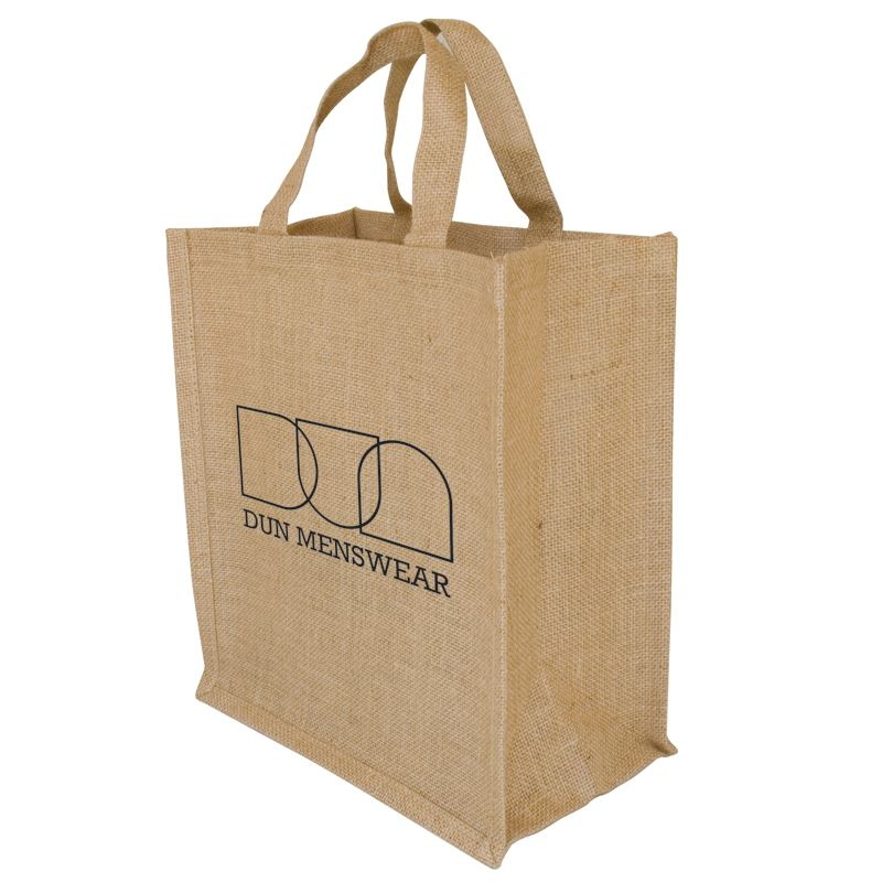 Picture of Aspen Jute Shopper with Self Handles