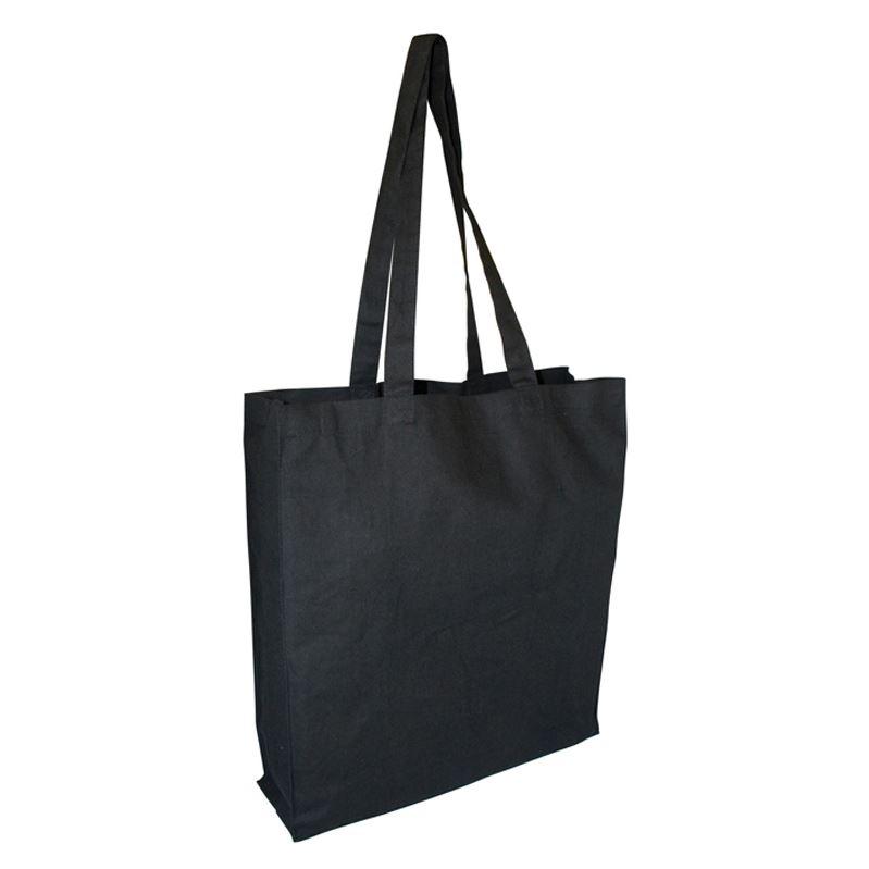 Picture of Cedar Black 8oz Canvas Shopper