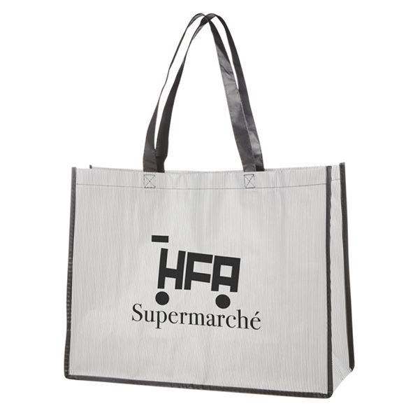Picture of Stripy Shopper Bag