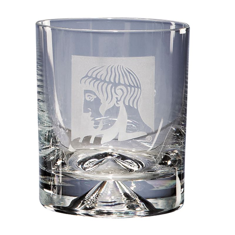 Picture of 260ml Dimple Base O/F Whisky Tumbler