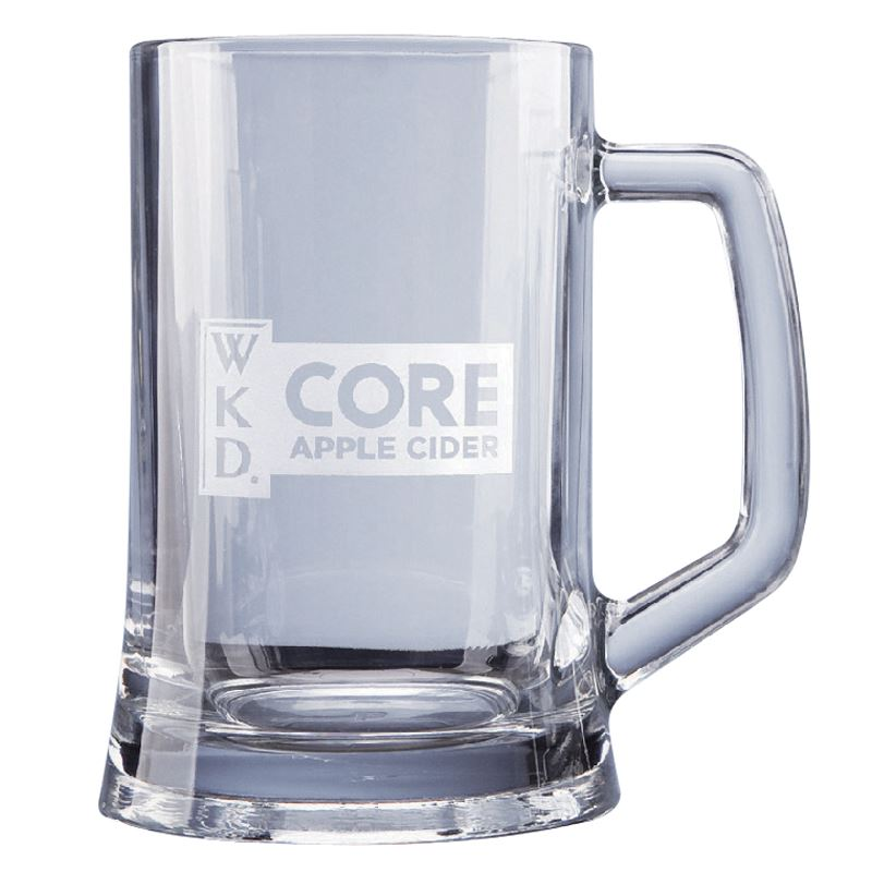 Picture of 0.67ltr Large Plain Straight Sided Tankard