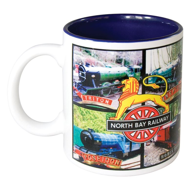 Picture of Durham Duo Sublimation Mug