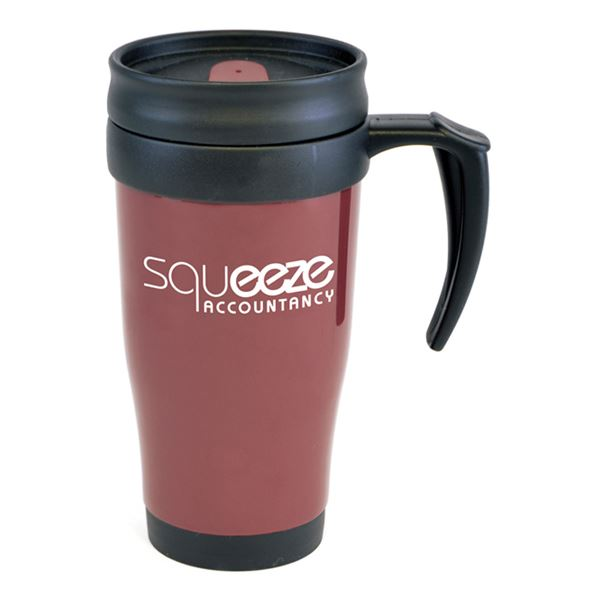Picture of Polo Plus Thermal Mug