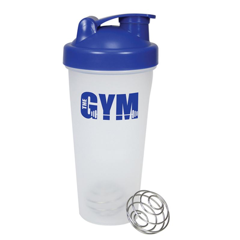 Picture of Metal Ball Shaker Bottle