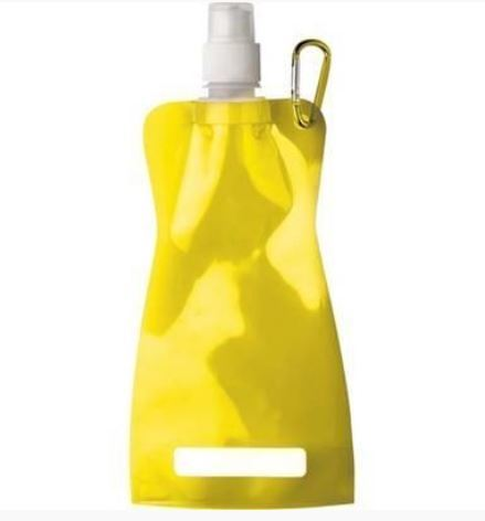 Picture of Foldable plastic water bottle