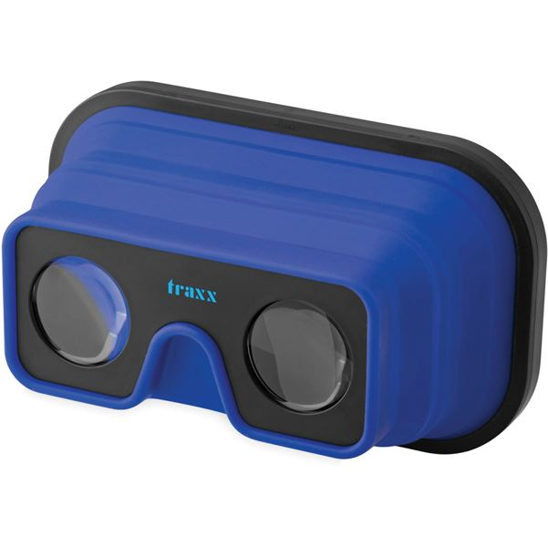 Picture of Foldable Silicone Virtual Reality Glasses
