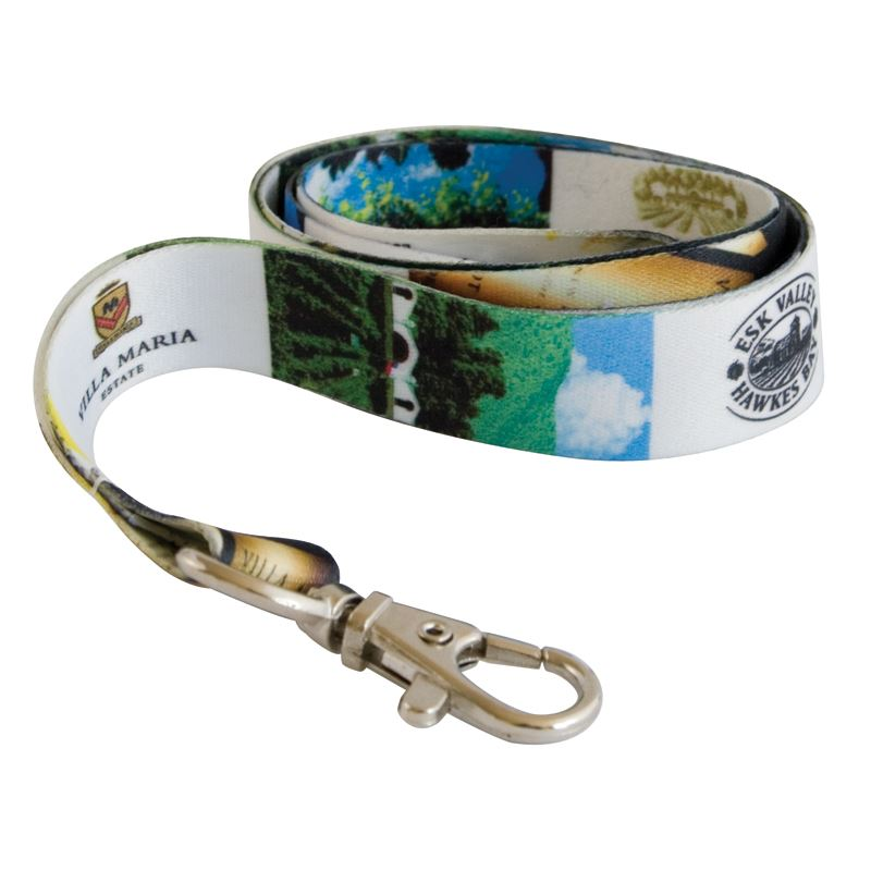 Picture of 20mm Dye Sublimation Lanyard