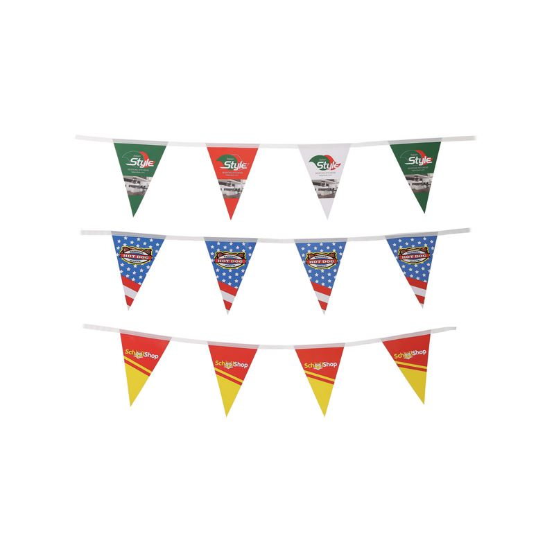Picture of Triangular Outdoor Bunting