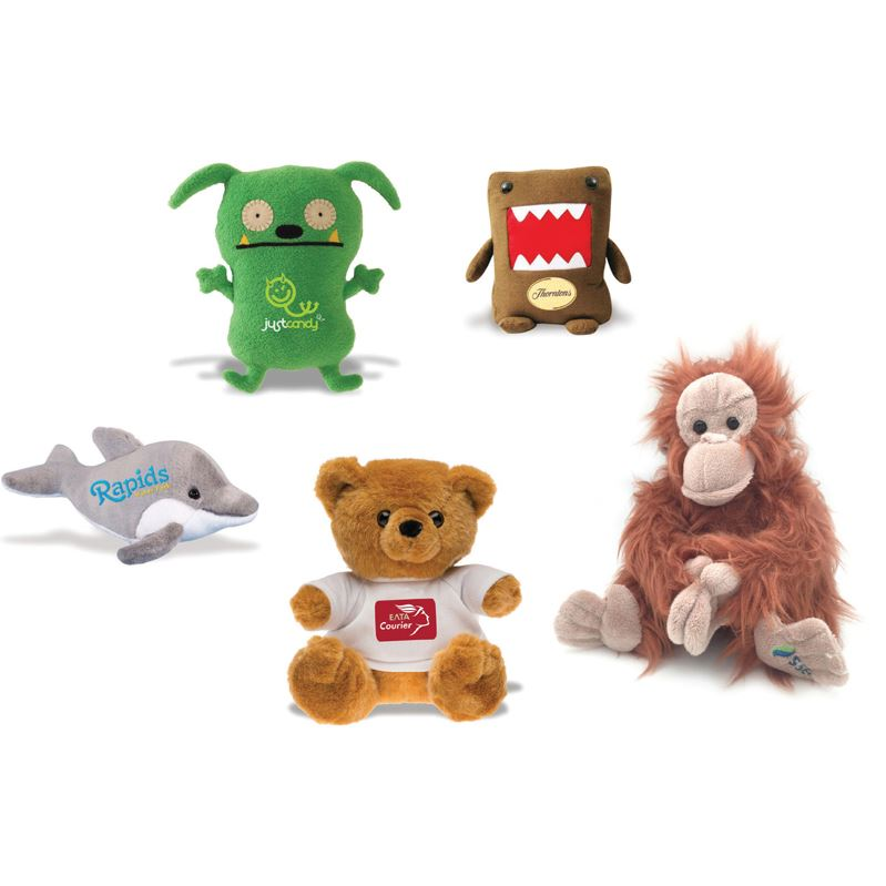 Picture of Bespoke soft toys