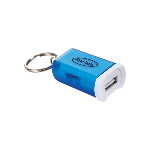 Picture of Mini Car Charger Keychain