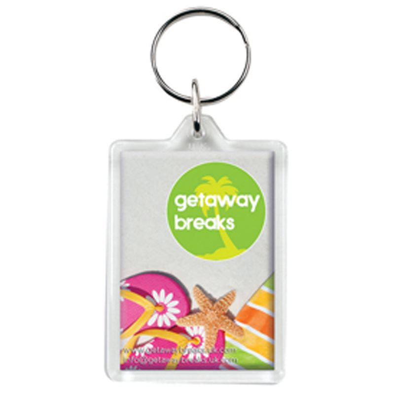 Picture of C1 Rectangular Keyring