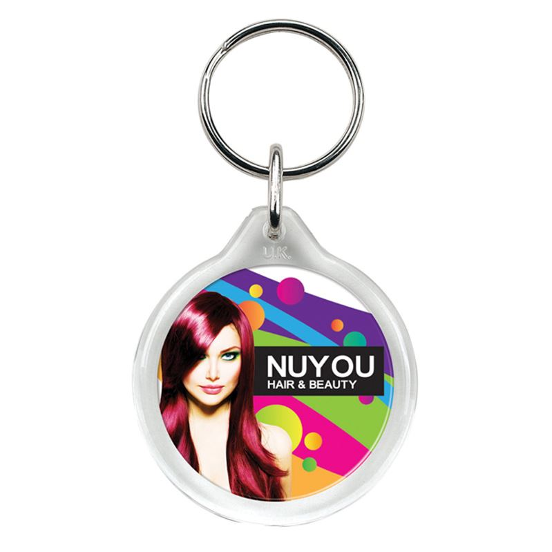 Picture of I1 Round Keyring
