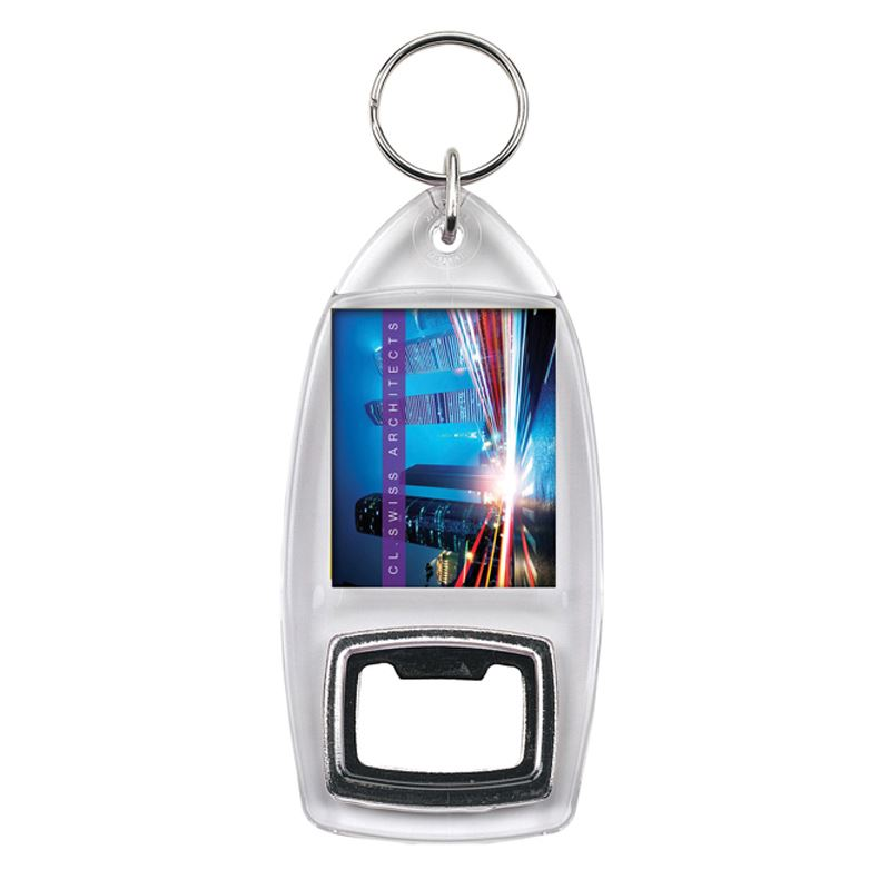 Picture of R1 Bottle Opener Keyring