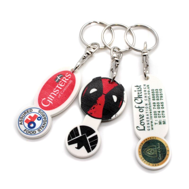Picture of Trolley Stick Keyrings