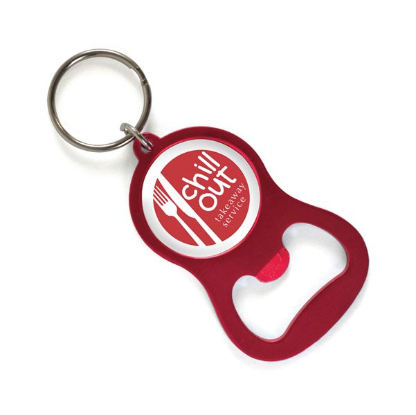 Picture of Bottle Opener Keyring