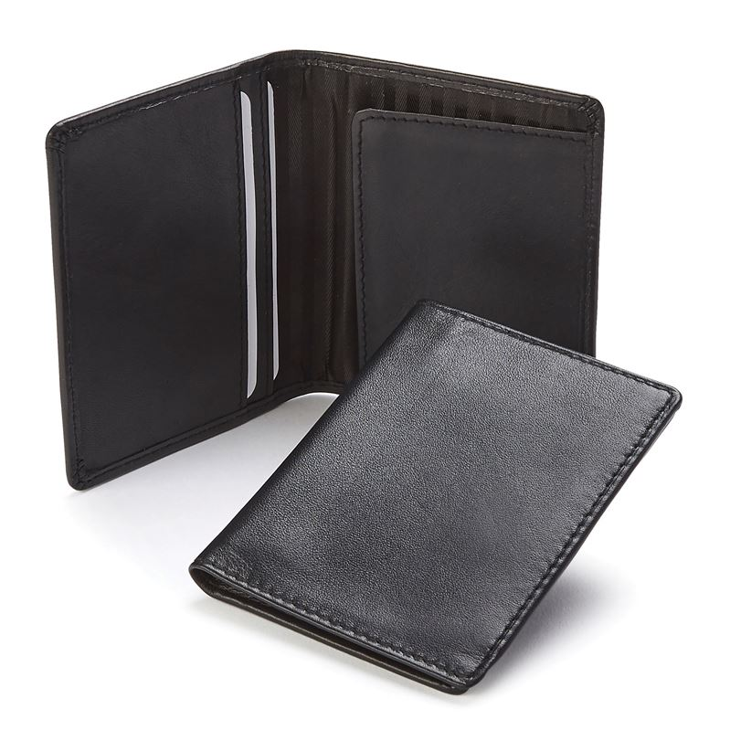 Picture of Sandringham Nappa Leather Slimline City Wallet