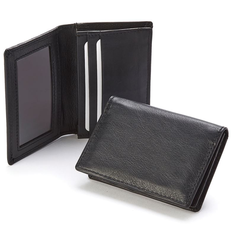 Picture of Sandringham Nappa Leather Business Card Holder