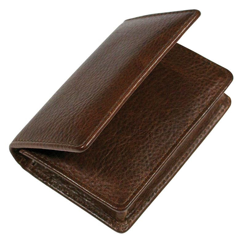 Picture of Ashbourne Leather Business card Wallet