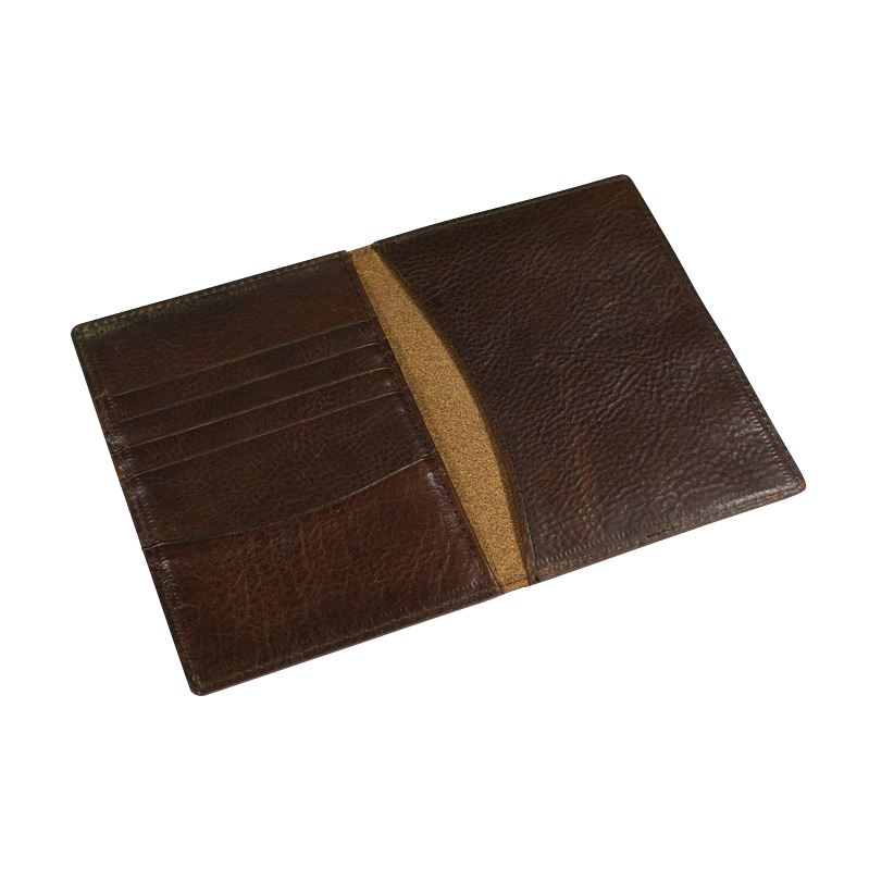 Picture of Ashbourne Leather Passport wallet