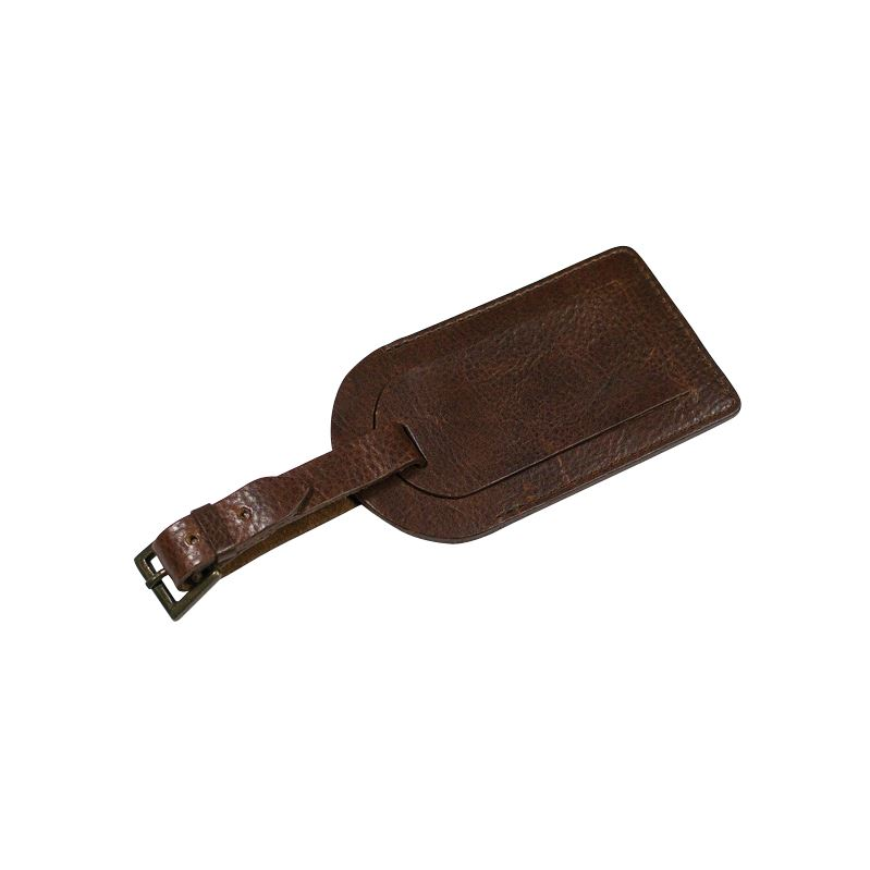 Picture of Ashbourne Leather Luggage Tag