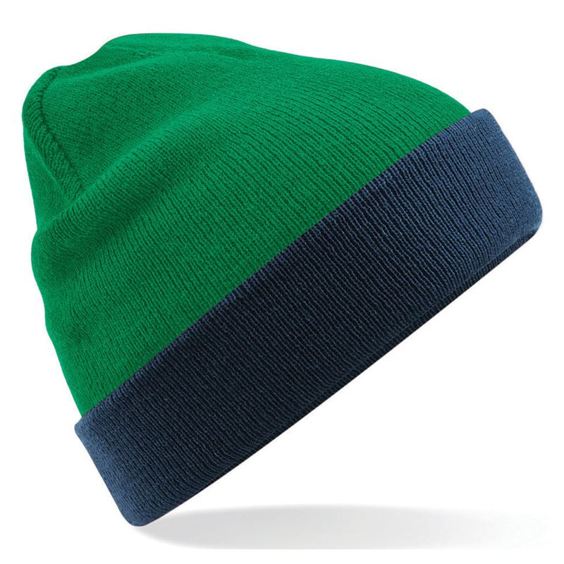 Picture of Reversible Contrast Beanie