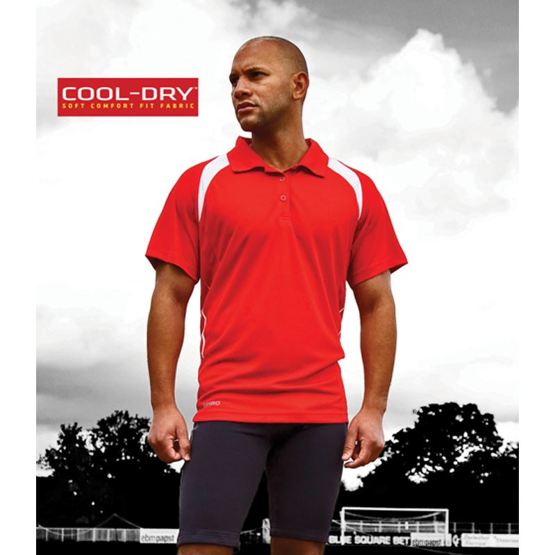 Picture of Mens Team Spirit Polo