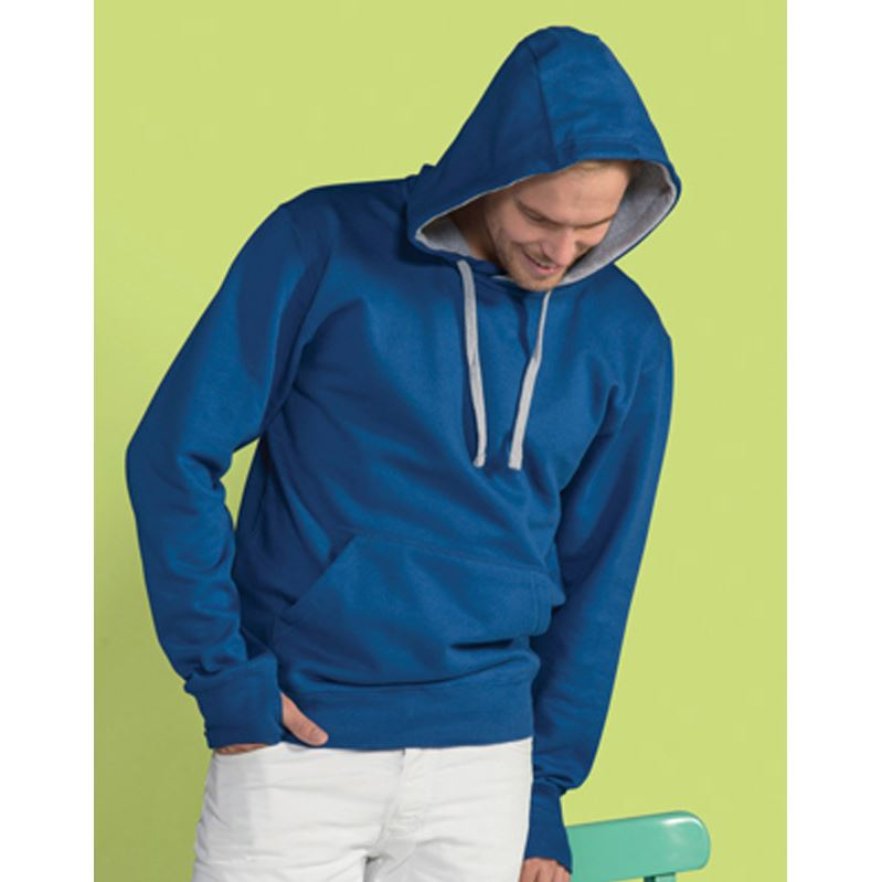 Picture of Mens Contrast Hood