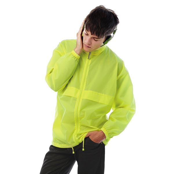 Picture of B&C Sirocco Mens Lightweight Jacket