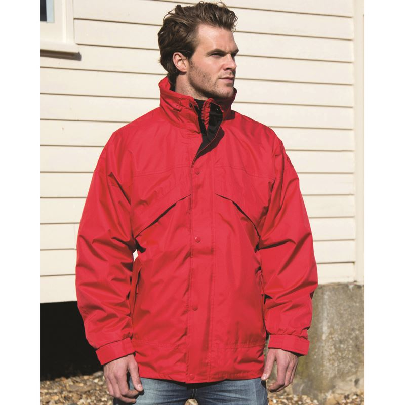 Picture of Result 3 in 1 Zip and Clip Jacket